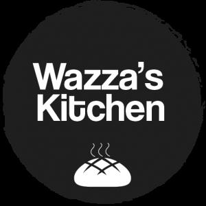 Wazza's Kitchen round logo
